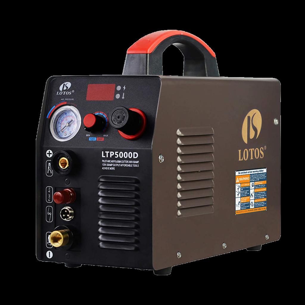 LOTOS LTP5000D 50 Amp Non-Touch