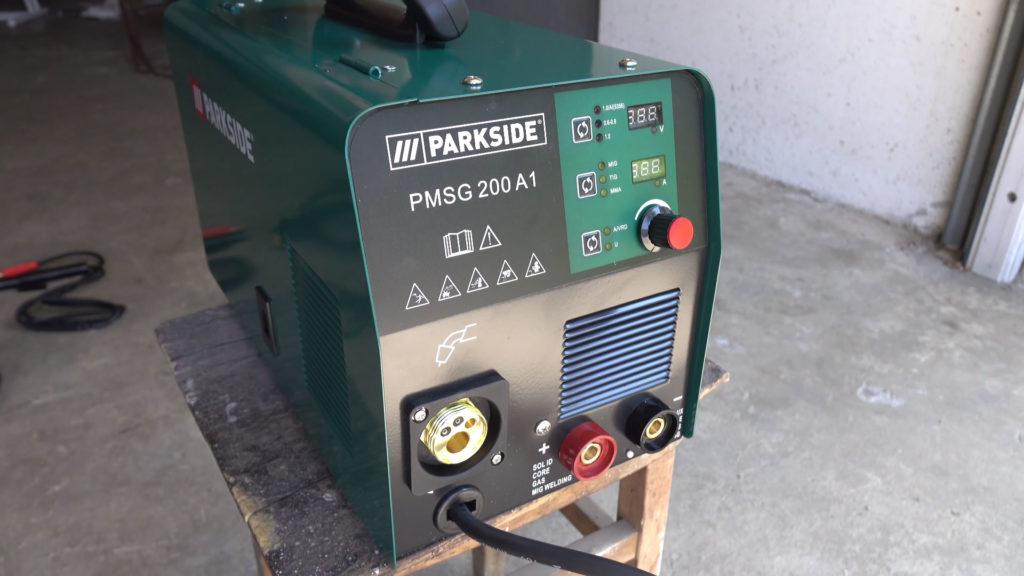 Parkside PMSG 100 A1 Plasma Cutter