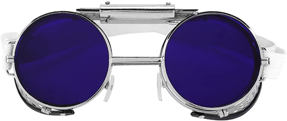 Flip-up Lens Eye Glasses Welding Goggles