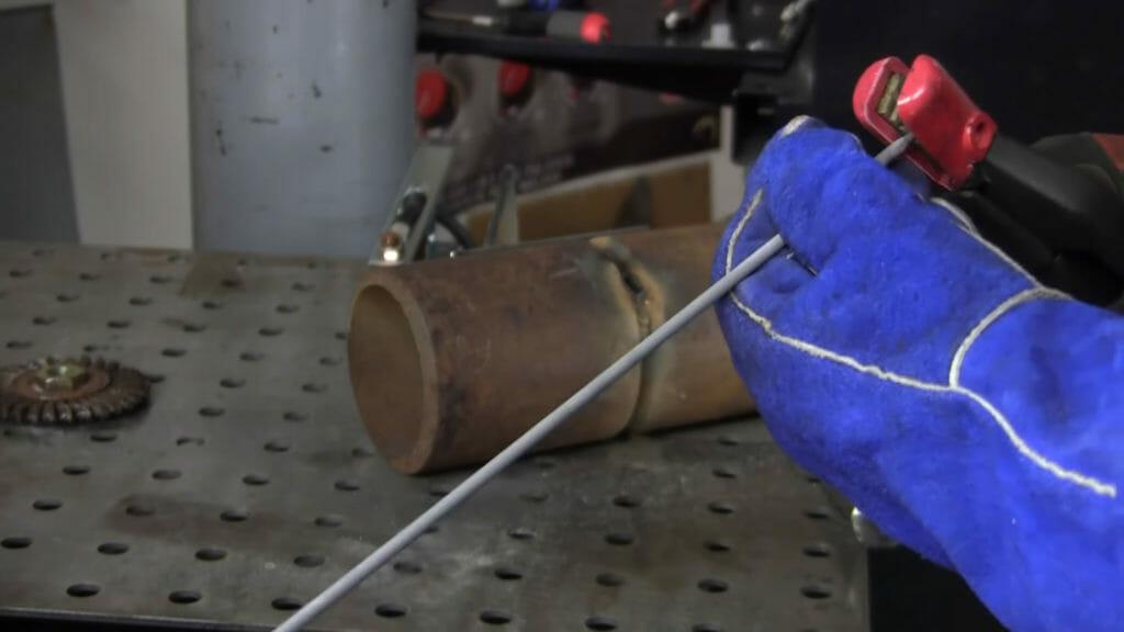 Pipe welding techniques
