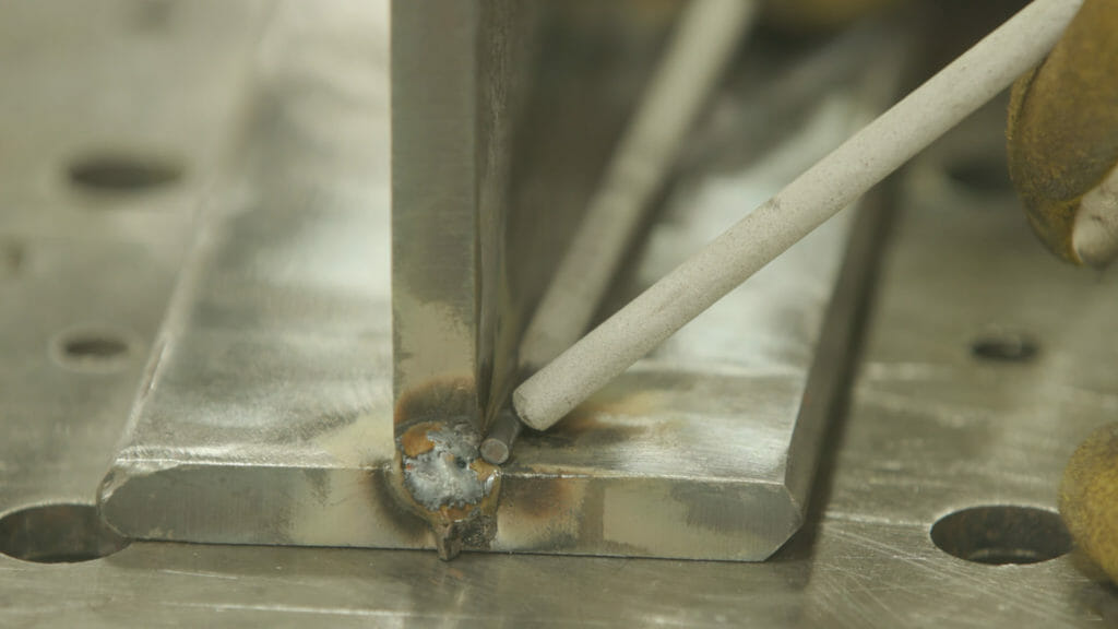 Undercut welding types