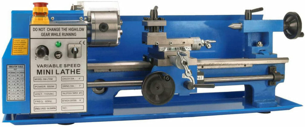 Erie Tools 7 x 14 Precision Bench