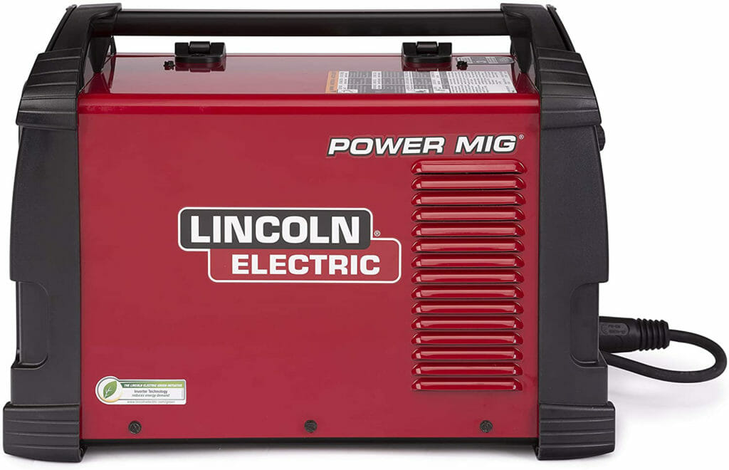 Lincoln Electric POWER MIG 210 MP