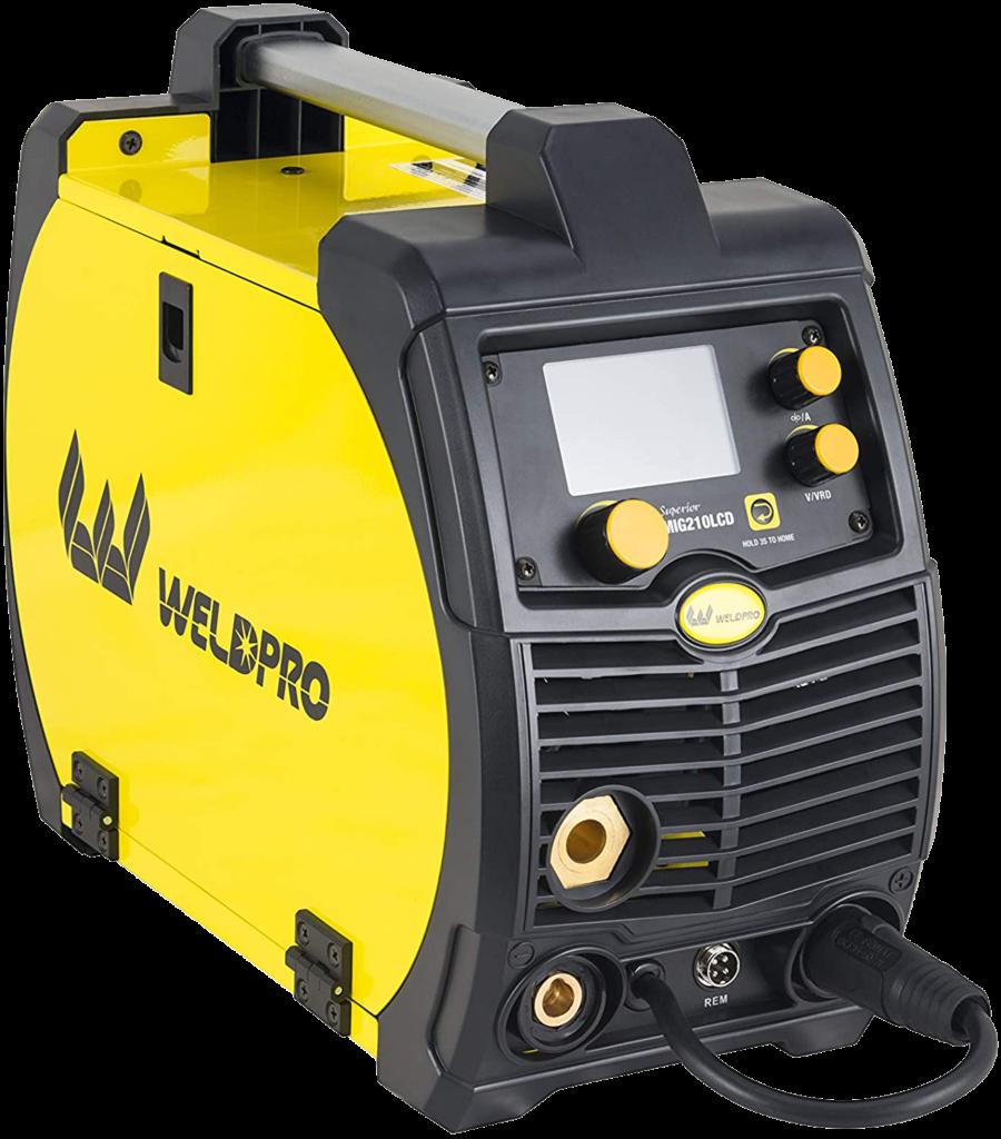 Weldpro 200 Amp Inverter Multi-Process