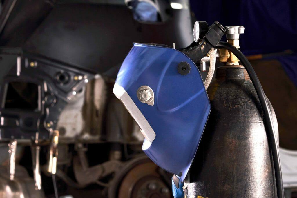 welding cylinder